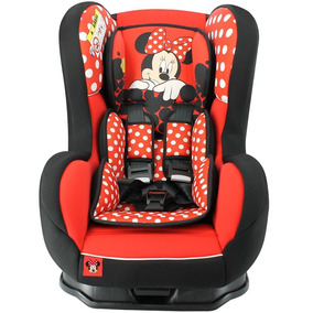 Cadeira Para Auto Disney Cosmo Sp Minnie Red 25kg