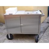 Carro Panchero Eco Directo De Fabrica (a Gas)