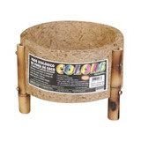 Vaso Cachepot Coco E Bambu 26x13c2-am