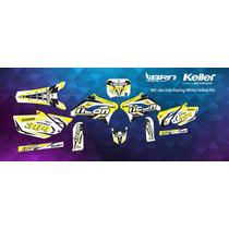 Kit De Calcos Keller Mx 260 Brn Diseño