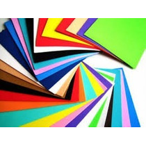 100 Planchas De Goma Eva + Envio. Variedad De Colores