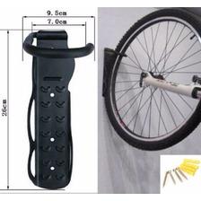 Soporte De Pared Para Bicicletas Gancho Chazos Y Tornillos
