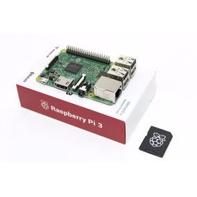 Raspberry Pi3 + Frete Grátis Pra Montar Seu Fliperama