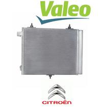 Condensador Valeo Citroen C3 2009 10 11 12 13 14 - 04 Pinos
