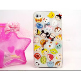 Case Protector Funda Personajes Disney Iphone 5 / 5s / Se