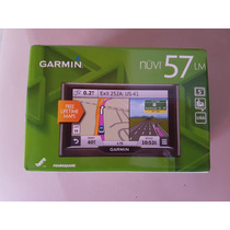 Gps - Garmin - Nüvi 57lm 5 - Black