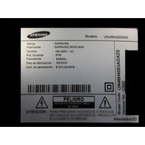 Desarme Tv Samsung Un40h4203ag - Es Smart Tv