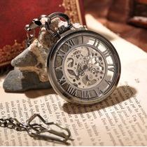 Exclusivo Reloj De Bolsillo De Cuerda 1a Guerra Envío Gratis