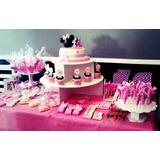 Mini Candy Bar: Torta, Cupcakes, Paletas Y Mucho Más