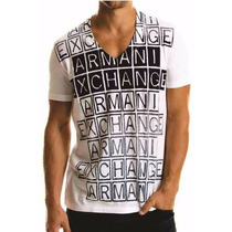 Playeras Armani Exchange Traidas De U.s.a