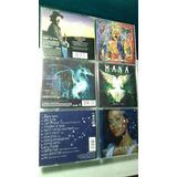 Lote C/ 3 Cds - Santana, Mana E Des