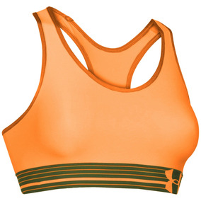 Bra Top Paramore Deportivo Atletico Mujer Under Armour Ua620