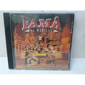 Fama El Musical Elenco Hispanoamericano Musimundo 1993