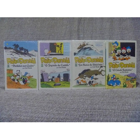 Pato Donald Por Carl Barks 4 Volumes - Lacrados