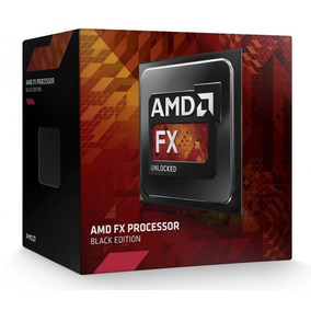 Procesador Amd Fx-6300 Black Edition 4.1 Ghz Turbo Am3+