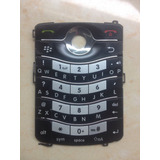 Teclado De Blackberry Perla Flip Color Negro