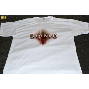 Remeras De Videojuegos - Diablo