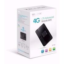 Roteador Portátil Tp-link-m7350 4g-lte Mobile Wifi-150mbps.