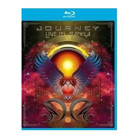 Journey - Live In Manila - Blu Ray Importado, Lacrado