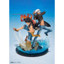 Figuarts Zero Luffy & Trafalgar Law Bandai Figura One Piece