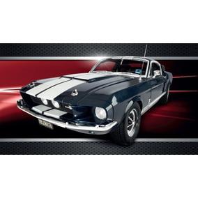 Fascículos Coleção Mustang Shelby Gt500 Planeta Deagostini