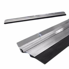 Vedante Rodo Para Porta Friso Alumínio 80cm