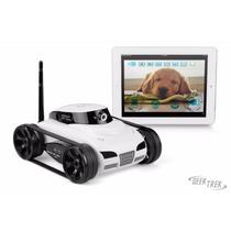I-spy Tank - Tanque Espião - Happy Cow Câmera Wi-fi Iphone