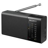 Aparelho De Som Sony Icf-p36 Am/fm Bom Barato E Pratico