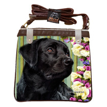 Bolsa Style Cachorro Labrador Preto (sty76)