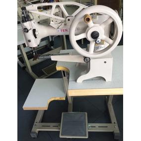 Maquina De Coser Una Aguja Remendona Tapicería Vestiduras 9feb99c91f2c