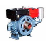 Motor Estacionário A Diesel Partida Manual 24 Hp Toyama