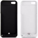 Capa Case Carregador Bateria Extra Iphone 5, 5s 5c 8000mah