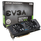 Tarjeta De Video Evga Nvidia Geforce Gtx 970, 4gb Gddr5 256-