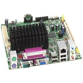 Intel Placa/micro Itx D525mw Ddr3 Hasta 4gb Ht, 4 Núcleos