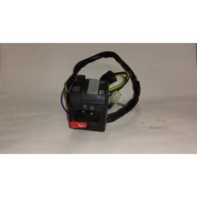 Interruptor Punho Luz Yamaha Ybr 125 2006 Em Diante