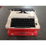 Maquina Antiga De Datilografar Remington 15
