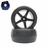 Rodas E Pneus Sintec S085 Para Buggy/xsara/revinho - 12mm