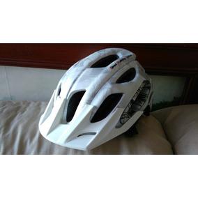 Casco Bicicleta Tipo Cross C/luz Regalo