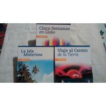 Cinco Semanas En Globo / Viaje Al Centro De La Tierra / Isla