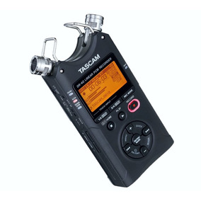 Grabadora Digital Portátil Tascam Dr-40 De Cuatro Pistas