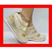 Calzado Colombiano Para Dama Tipo Botin