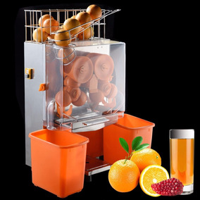 Exprimidor Naranjas Automático Extractor Industrial Jugo Nb
