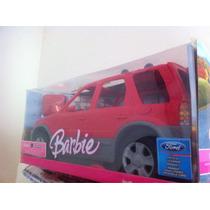 Barbie Camioneta Escape
