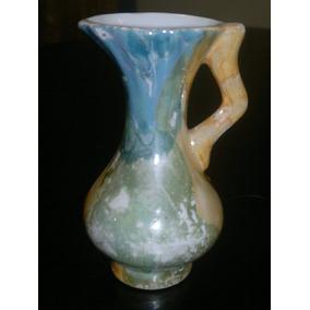Jarra Antigua De Porcelana