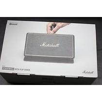 Bocina Portable Marshall Stockwell Bluetooth Bateria Funda