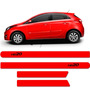 Friso Hyundai Hb20 Vermelho Tropic 2013 2014 2015 2016