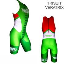 Trisuit Triatlon Sobre Diseño Dama Caballero Mujer Hombre