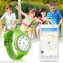 Niños Anti Perdida Smart Watch Gps Rastreador Satelital