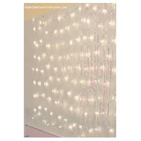 Luz Led Branco Para Casamento E Festas C/127v