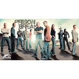 Prison Break Todas Temporadas Dublado